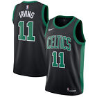 Men's Boston Celtics Kyrie Irving  #11 Black Swingman Jersey S-2XL on eBay