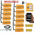 LOT 900MHz CDMA Cell Phone Signal 3G 4G Repeater Booster Amplifier Extender+ Kit