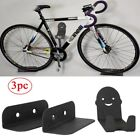 6X Maxfind Steel Bike Bicycle Cycling Pedal Wall Mount Storage Hanger Stand Rack