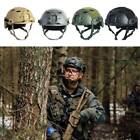 Outdoor Airsoft Paintball Tactical Combat Protective ABS Fast Helmet Cover Tools