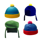 South Park Costume Hats (Choose Your Character) Fleece Ski Cap Cartoon TV