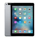 apple ipad 2 16gb space grey wifi tablet mint good rough condition