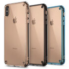 Внешний вид - For iPhone XS Max, XR | Ringke [FUSION] Clear Shockproof Protective Cover Case