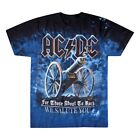 Adult AC/DC For Those About to Rock Tee - Classic Rock T-Shirt image
