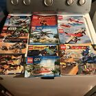 Lego 11 Booklet Lot Stra Wars Duper Heroes Indiana Jones and more