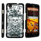 For  ZTE Max+ (Plus) / ZTE Max/ ZTE Max Boost Hard Fitted 2 Piece Snap On Case