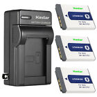 Kastar Battery Wall Charger for Sony NP-BD1 BC-CSD Sony DSC-T700 Digital Camera