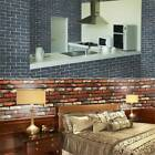 3d Wall Sticker Tile Brick Self-adhesive Mosaic Kitchen Bathroom Home Decor Uk