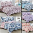Morgan - 3 Piece Reversible Quilt Set and shams  image