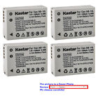 Kastar Replacement Battery for Canon NB-10L CB-2LC Canon PowerShot SX60 HS