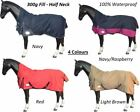 Equitack 300g Fill Heavy Weight Winter Pony Turnout Waterproof Horse Rug Sizes