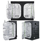 Premium Budget Hydroponic Grow Room Tent Silver Mylar Indoor Garden 12 sizes UK