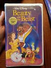 Disneys Beaty And The Beast Vhs Black Diamond Sealed