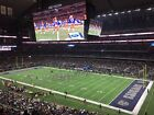 4 Tickets - Dallas Cowboys vs Detroit Lions -NFL- 09/30 - Sec 329 Row 12 on eBay