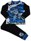 Batman Pyjamas Boys DC Comics Superhero Dark Knight 3 upto 10 Years