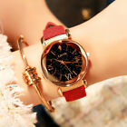 New Women Starry Sky Luxury Watch Waterproof Quartz WristWatch Gift image