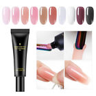 BORN PRETTY UV LED Quick Extension Builder Poly Nail Gel Polish Dual Forms Brush