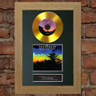 GOLD DISC PASSENGER All The Little Lights Signed Autograph Mounted Print A4 100