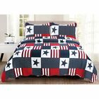 Americana Quilt Set by United Curtain image