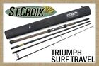 St. Croix Triumph Surf Travel Rods - All Models $239.99 USD on eBay