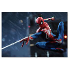 Marvel's Spiderman Poster - Insomiac Game - High Quality Prints