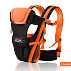 Baby Carrier Wrap Sling Infant Adjustable Backpack Breathable Newborn Pouch New