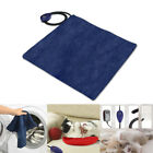 Removable Pet Dog Puppy Cat Electric Heating Pad Warming Mat Blanke Braw