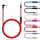V2.0 AUDIO CABLE WITH CONTROL TALK REMOTE & MIC FOR BEATS BY DR DRE HEADPHONES