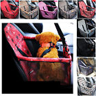 Внешний вид - Mesh Bags Breathable Pet Dog Car Seat Hanging Safe Carrier Waterproof Holder Mat