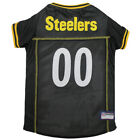 Pittsburgh Steelers NFL Pets First Licensed Dog Embroidered Pet Jersey XS-L $41.35 USD on eBay