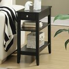 Convenience Concepts American Heritage Rectangle End Table