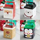 Внешний вид - Christmas Eve Apple Box Cake Candy Pouch Wrapping Paper Box Party Gift Supply