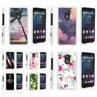 For Motorola Droid Turbo / Moto Maxx Hard Fitted 2 Piece Snap On Case White