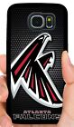 ATLANTA FALCONS NFL PHONE CASE FOR SAMSUNG NOTE & GALAXY S4 S5 S6 S7 EDGE S8 S9 $19.88 USD on eBay