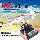 UK X5C-1 2.4Ghz 6-Axis RC Quadcopter Drone UAV RTF UFO with HD RC Camera Drone