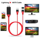 1080P HD Micro USB MHL to HDMI Cable Adapter for Samsung S6/S7/S8 Plus iPhone X