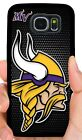 MINNESOTA VIKINGS NFL PHONE CASE FOR SAMSUNG NOTE & GALAXY S3 S4 S5 S6 S7 S8 S9 $14.88 USD on eBay