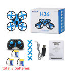 JJRC H36 Mini Drone RC Drone Quadcopters Headless Mode One Key Return RC Helicop