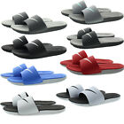 Nike 832646 Mens Kawa Slide Athletic Flexible Slip On Slides Sandals Shoes