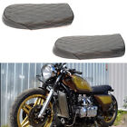 NEW Saddle Cafe Racer Motorcycle Refit Diamond Style Vintage Seat Cushion Custom $34.38 USD on eBay