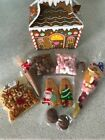 Christmas Eve Box gingerbread house pre filled  milk chocolate or white