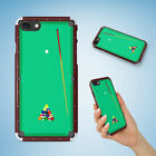 SNOOKER POOL TABLE 2 HARD PHONE CASE FOR APPLE IPHONE XS XR XS MAX $6.93 USD on eBay