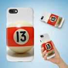 SNOOKER POOL TABLE BALLS 9 HARD PHONE CASE FOR APPLE IPHONE XS XR XS MAX £5.54 GBP on eBay
