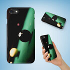 SNOOKER POOL TABLE BALLS 2 HARD PHONE CASE FOR APPLE IPHONE XS XR XS MAX $8.52 USD on eBay