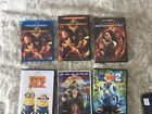 Huger Games, Rio 2, Hotel Translevania, Dispicable Me 2