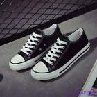 Mens Womens Running Oxford Low Top Casual Sports Canvas Sneakers Lovers Shoes