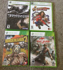lot of 20 different  Xox 360 games see description for contents