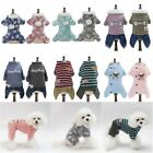 Small Pet Dog Winter Hoodie Coat Puppy Warm Thicken Jumpsuit Jacket Coat Clothes