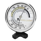 [NEW] TH123 Themometer Hygrometer Temperature Humidity Meter 0-50 0-100% Back Ho