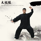 Adult Cotton Kung fu Tai chi Uniform Martial arts Wushu Taiji Wing Chun Suit New